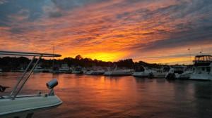 Great Sunset - Justin McCarthy